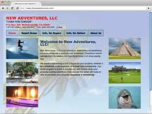 New Adventures, LLC